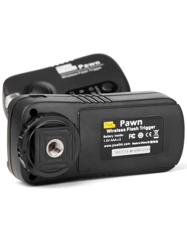 Pixel Pawn Disparador 362 Nikon F. Estudio, Cobra y Camar -