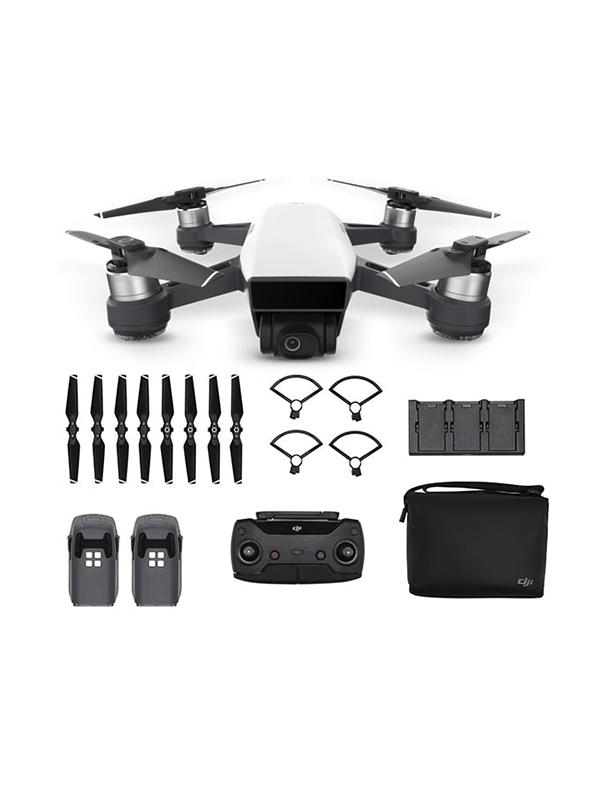 DJI Spark Fly More Combo Blanco -