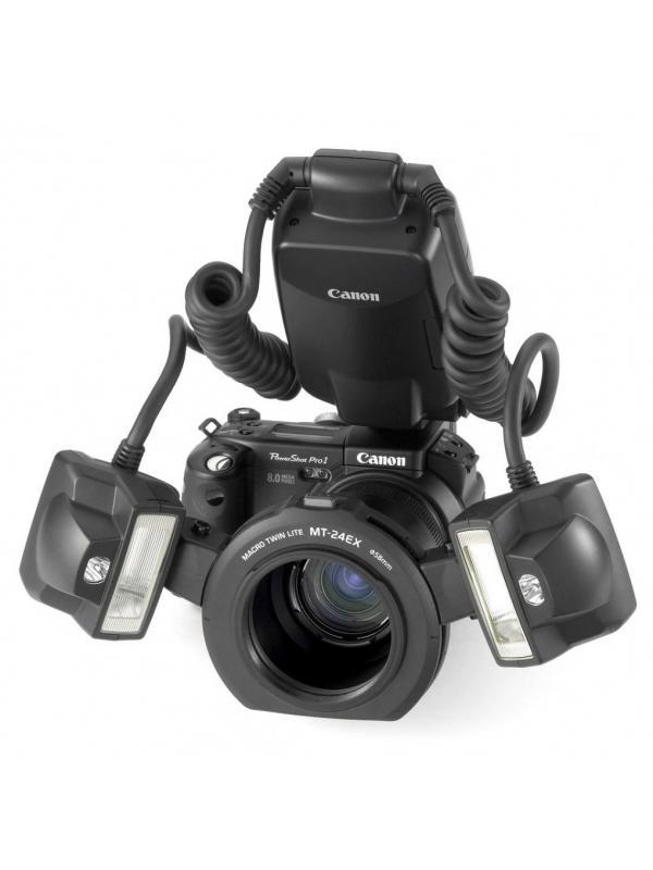 Canon Flash Macro Twin Lite MT-24 EX -