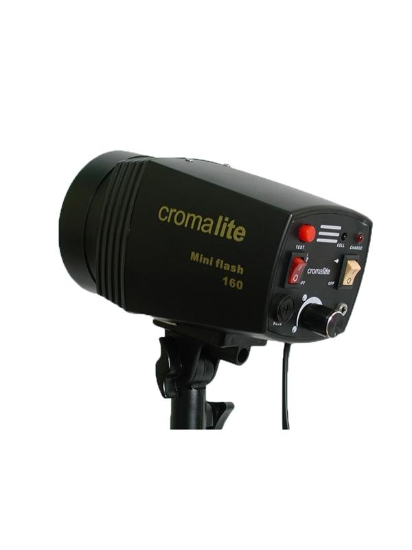 Cromalite Flash Mini 160w -