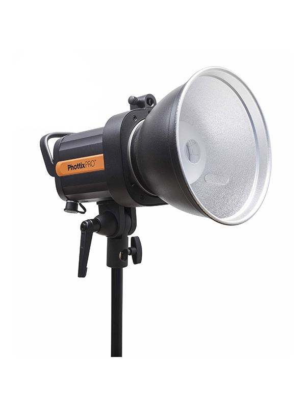 Phottix Kit Indra 360TTL+Batería+Emisor TTL -
