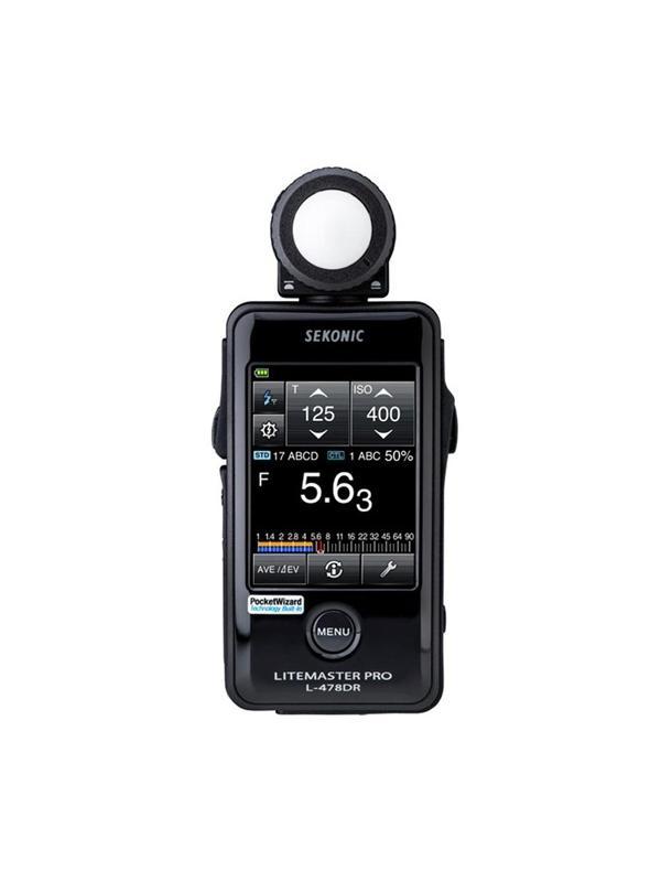Sekonic Litemaster Pro Radio L-478DR -