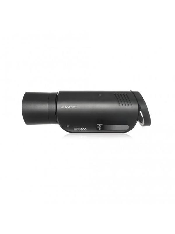 Bowens Flash XMS 500 con Reflector Standard S 7f-Stop -