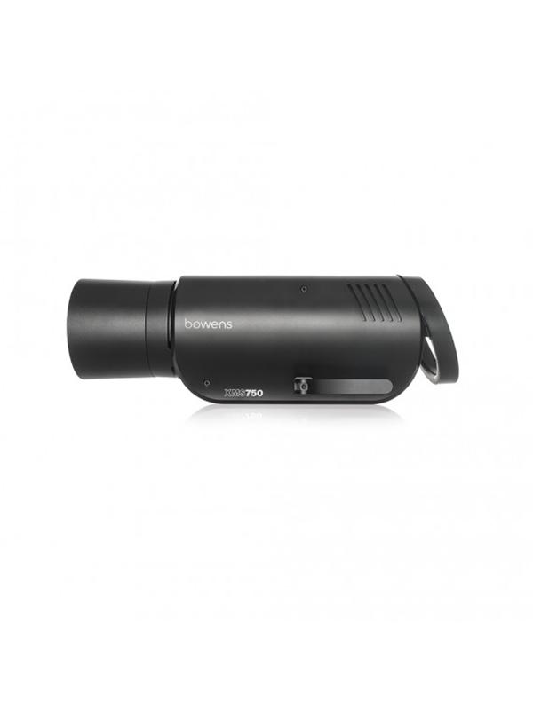 Bowens Flash XMS 750 con Reflector Standard S 8f-Stop -