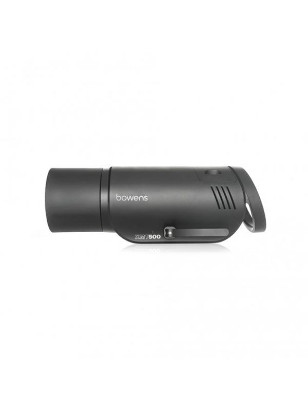 Bowens Flash XMT 500 Bateria,TTL 9f-Stop, HSS LED -