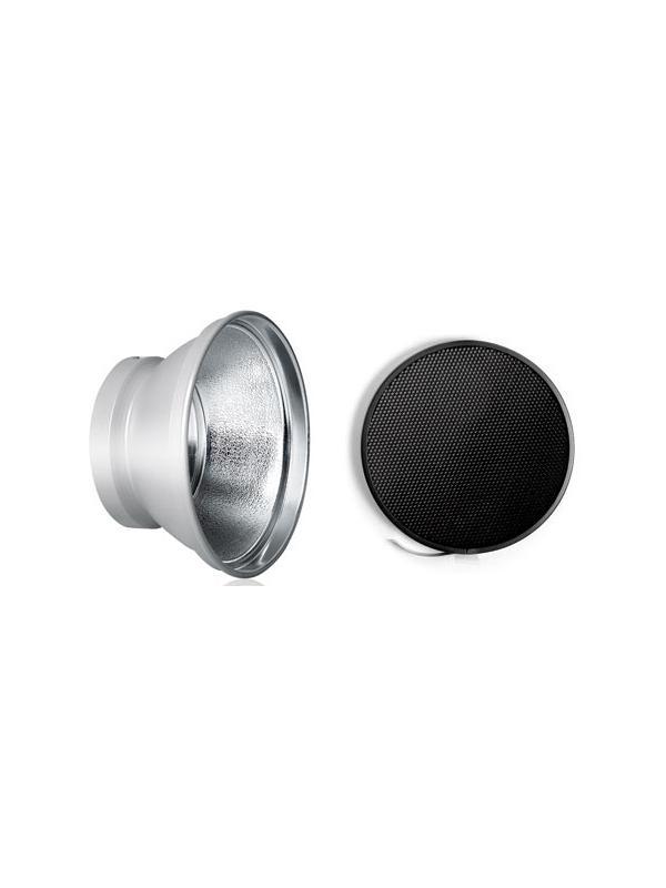 Elinchrom Juego Reflector 18cm + Nido de Abeja 30º -