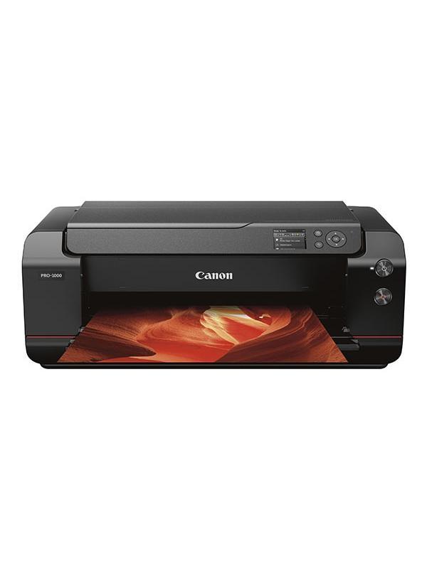 Canon Impresora IPF PRO 1000 A2 12 Tintas -
