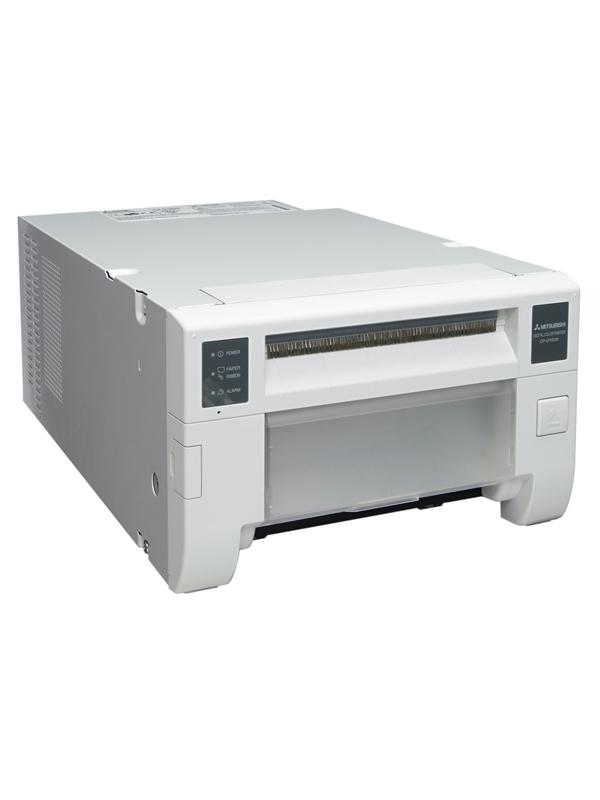 Mitsubishi Impresora CP-D70DW Win-Mac - Tamaños de impresión: 10 x 15 cm, 13 x 18 cm, 15 x 20 cm