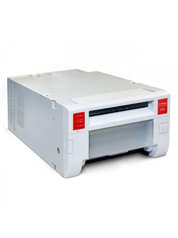 Mitsubishi Impresora CP-K60DW-S 10x15 - 15x20 PC / Kisko -