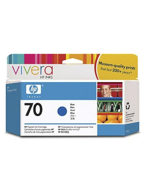 HP Tinta 70 C9458A Azul 130ml Z3100/3200 -