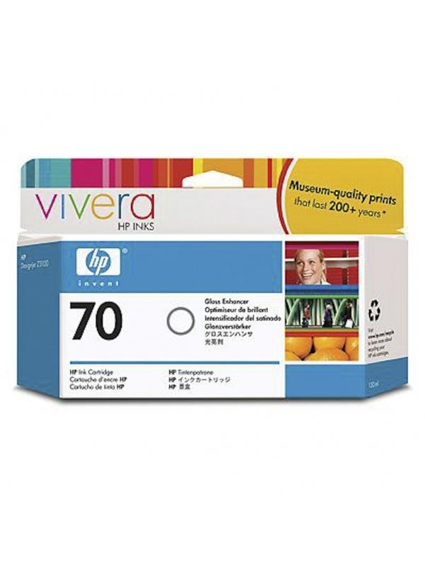 HP Tinta 70 C9459A Optimizador Brillo 130ml Z3100/3200