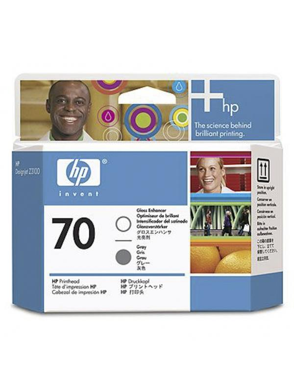 HP Cabezal 70 C9410A Optimizador Brillo-Gris -