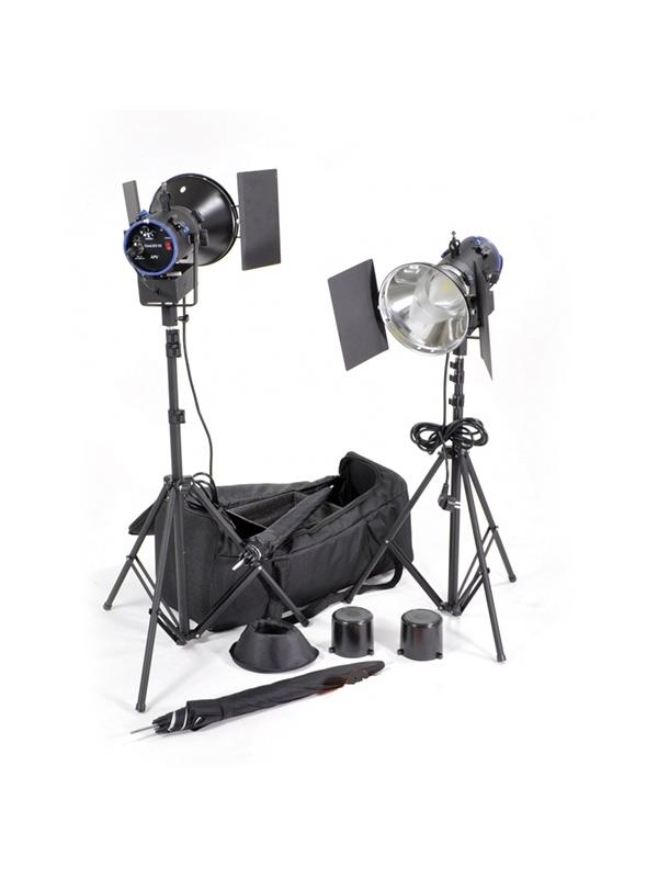 Cromalite Kit 2 Focos LED Cooled 50 -