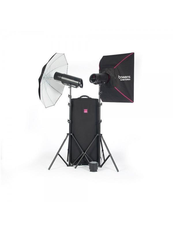 Bowens Kit XMS  750 x2 -