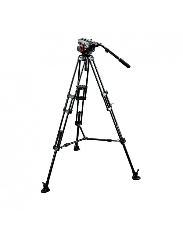 Manfrotto Kit Video 504HD Rotula+546BK Trip -