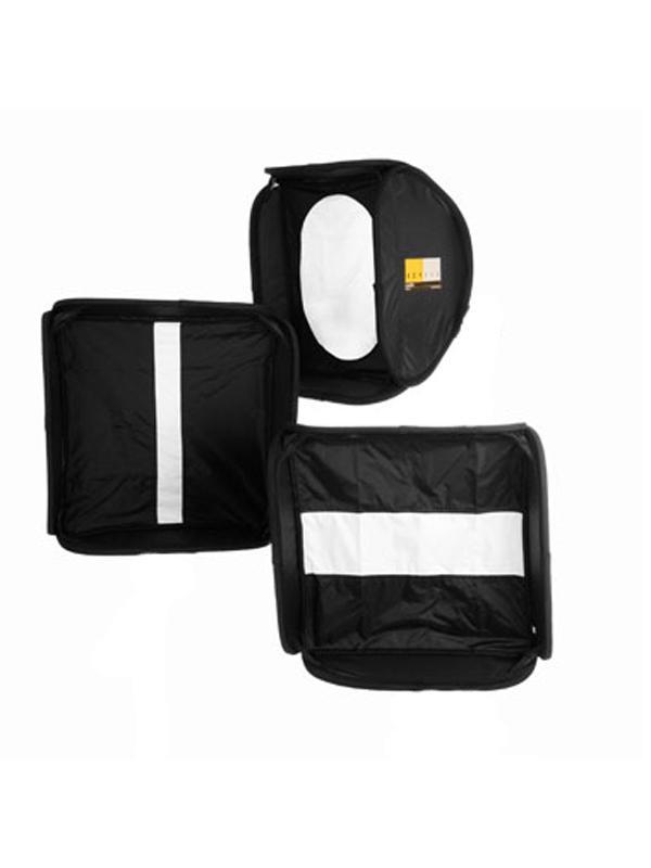 Lastolite Kit de 3 Difusores p/ EzyBox Hot Shoe 38 -