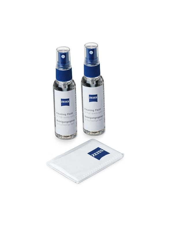Zeiss Kit Liquido Limpiador 2x60ml -