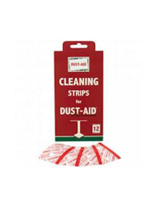 Dust-Aid 12 Tiras limpiadoras Platinum -