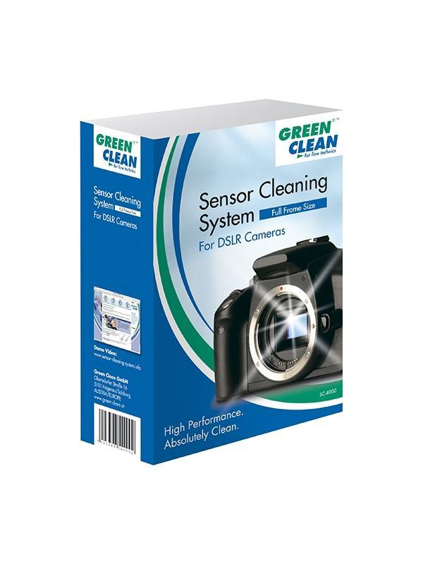 Green Clean Kit Limpieza Sensor SC-4000 Full Frame -