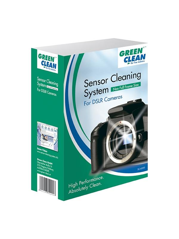 Green Clean Kit Limpieza Sensor SC-4200 -