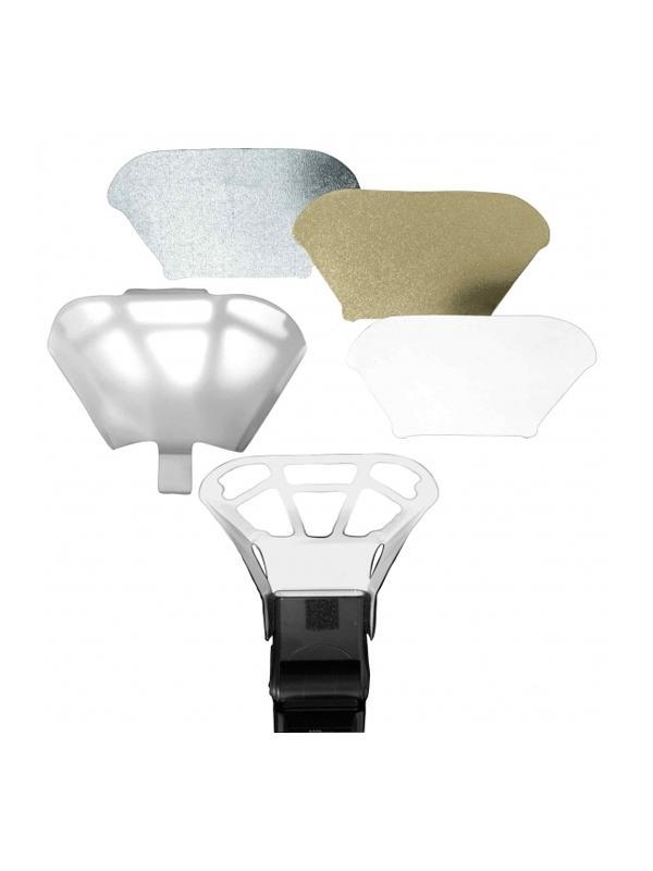 Lumiquest ProMax Kit 6 Difusores 11 x 18cm Luz Indirecta -