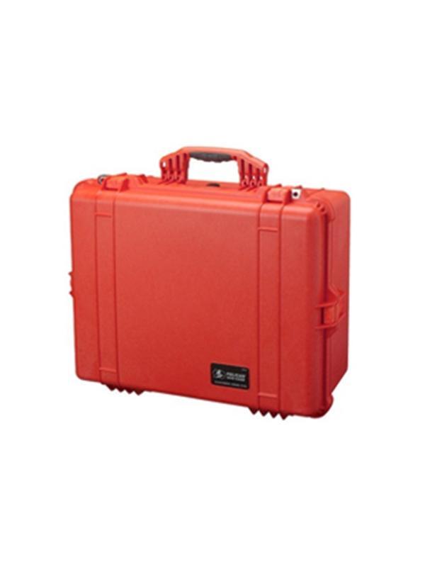 Peli Maleta 1600 con Foam 61.6x49.4x22cm Naranja -