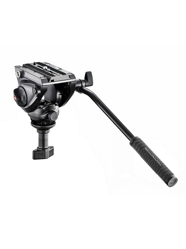 Manfrotto Rótula 500 MVAH Video Fluido -