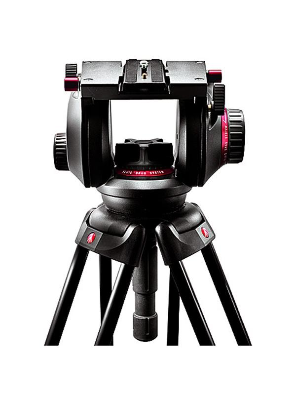 Manfrotto Kit Video 509HD + 545GB MBag -