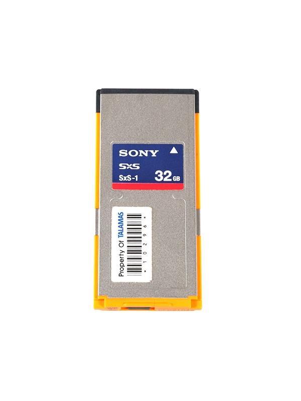 Sony Tarjeta SXS 32Gb SBS 32G1A -