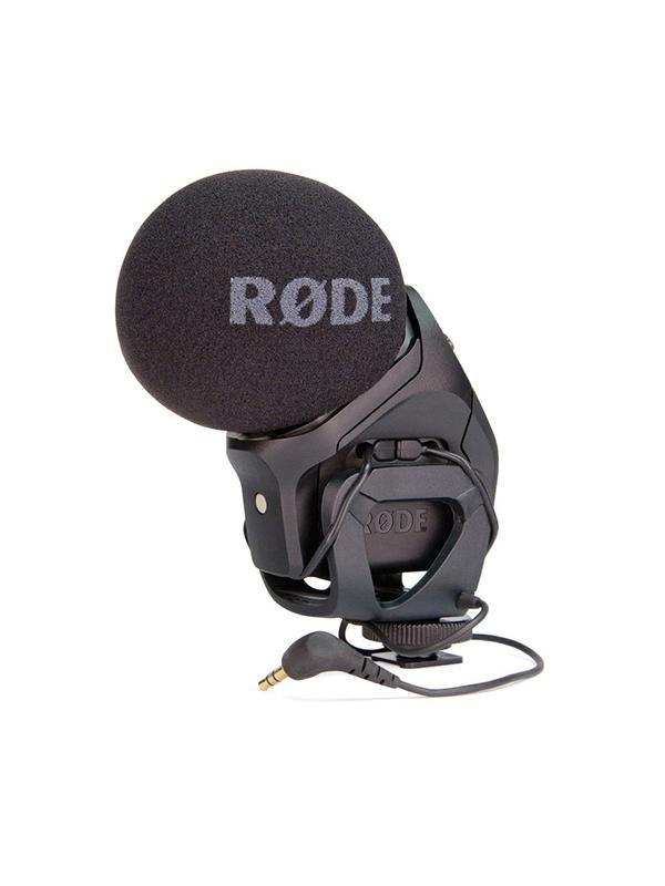 Rode Videomic Pro Stereo dos Cápsulas XY 9V -