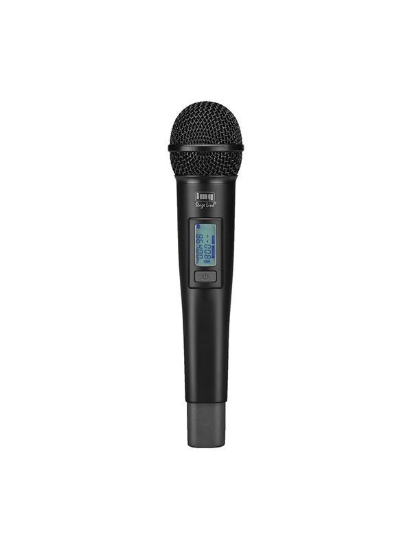 Stage Line Microfono de mano Multifrecuencias -