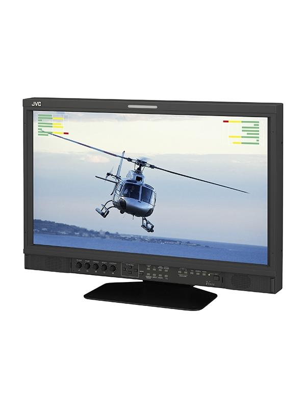 JVC Monitor 21 LCD Full HD HDMI / HD-SDI para Estudio -