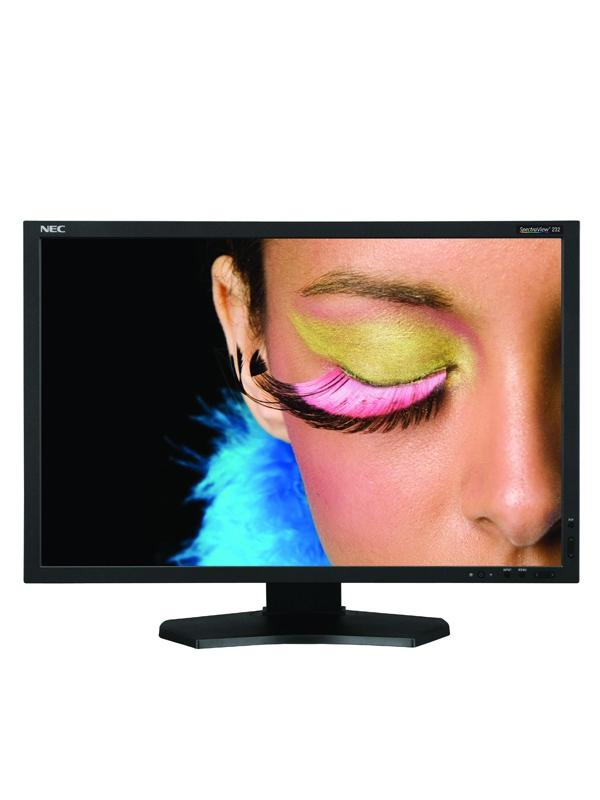 NEC Monitor 23 Spectraview 232 IPS -