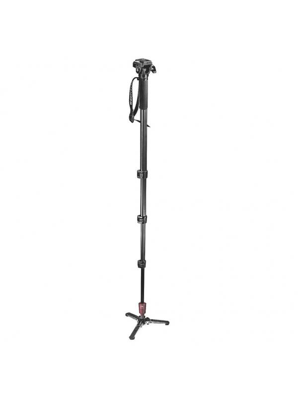 Manfrotto Monopie de Video 560B1 con Rotula 234RC -