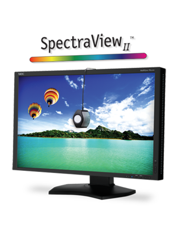 NEC Monitor 24 Spectraview Reference 242 AH-IPS -