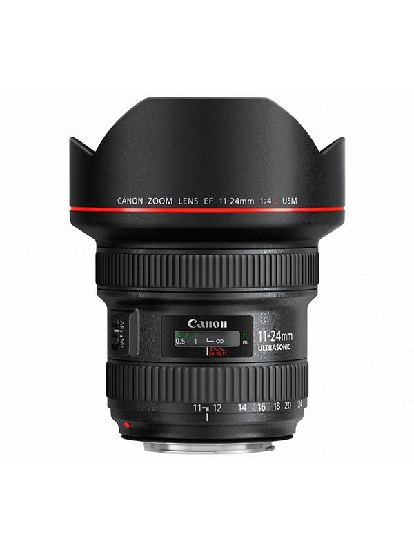 Canon Objetivo EF Zoom  11- 24mm f4L USM -