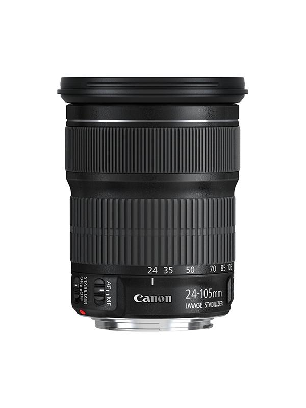 Canon Objetivo EF Zoom  24-105mm f3.5-5.6 IS STM -