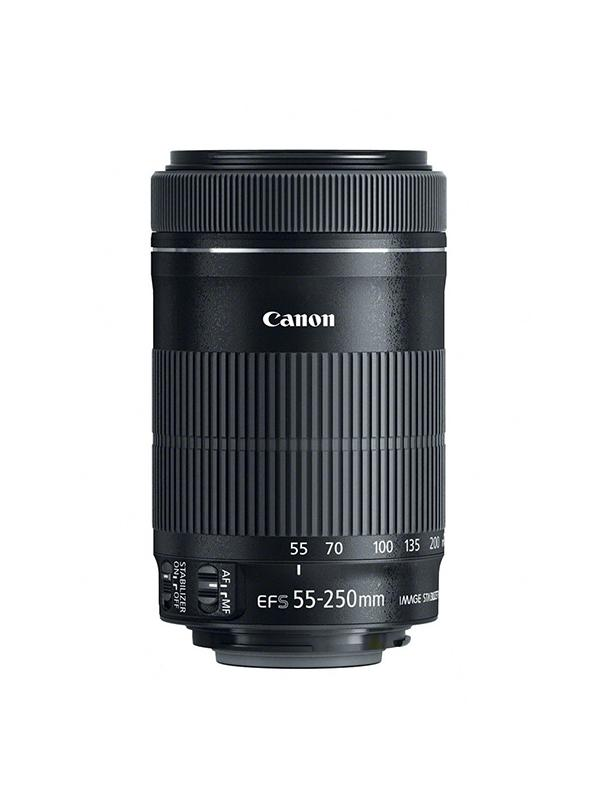 Canon Objetivo EF-S Zoom  55-250mm IS STM