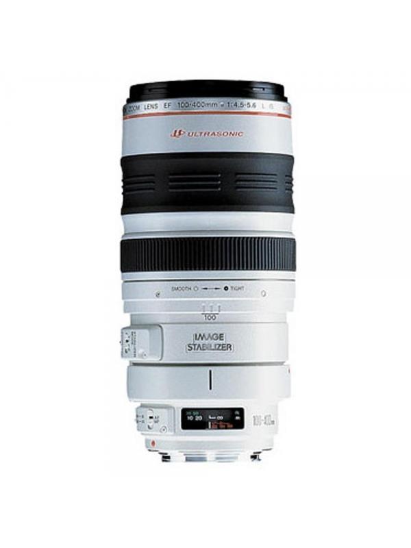 Canon Objetivo EF Zoom 100-400mm f4.5-5.6 L IS USM -