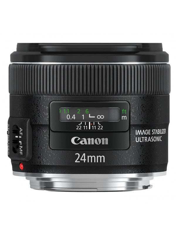 Canon Objetivo EF  24mm f2.8 IS USM -
