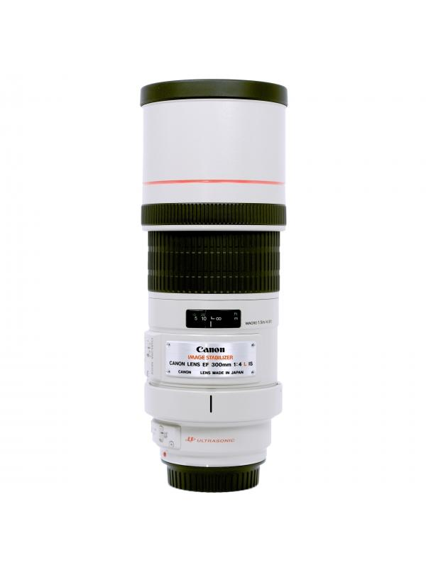 Canon Objetivo EF 300mm f4.0 L IS USM