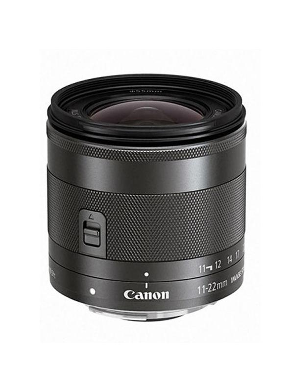 Canon Objetivo EF-M 11-22mm f4-5.6 IS STM -