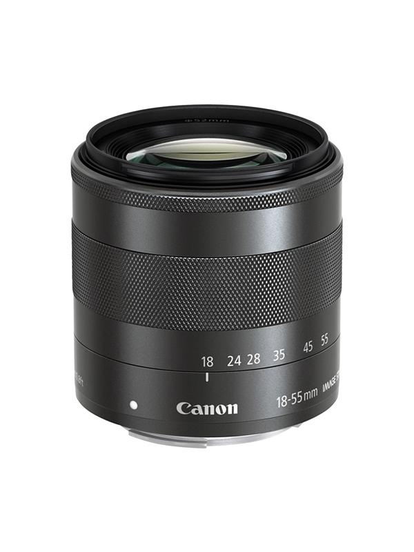 Canon Objetivo EF-M  18-55mm f3.5-5.6 IS STM