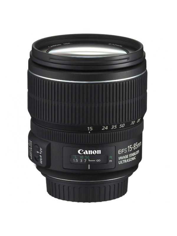 Canon Objetivo EF-S Zoom  15-85mm f3.5-5.6 IS -