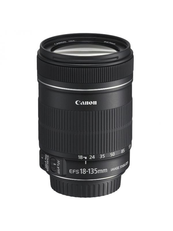 Canon Objetivo EF-S Zoom  18-135mm f3.5-5.6 IS