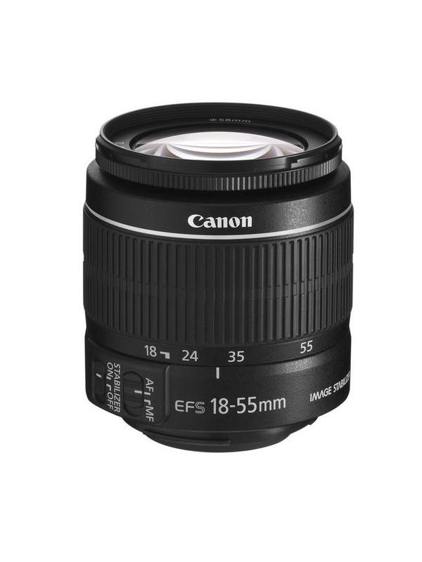 Canon Objetivo EF-S Zoom  18-55mm f3.5-5.6 IS II