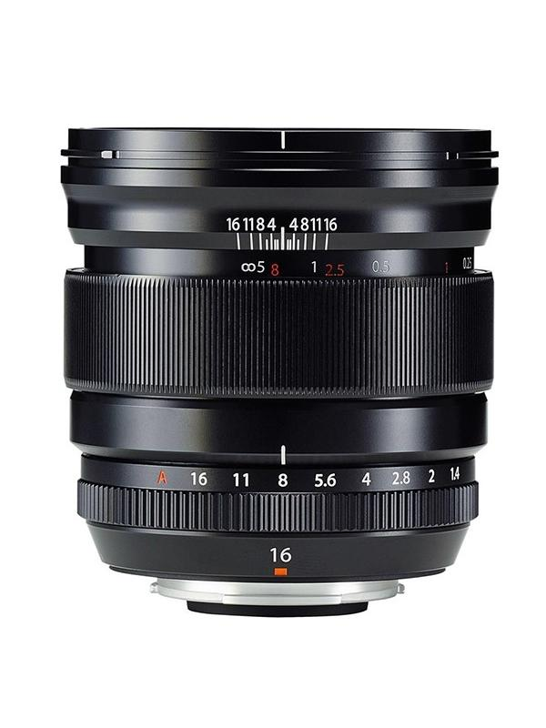 Fuji Objetivo XF  16mm f1.4 R WR - Oferta desde el 15/05/19 hasta el 15/07/19