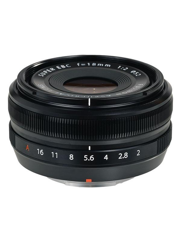 Fuji Objetivo XF  18mm f2 R -