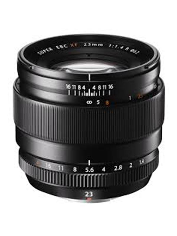 Fuji Objetivo XF  23mm f1.4 - Oferta desde el 15/05/19 hasta el 15/07/19