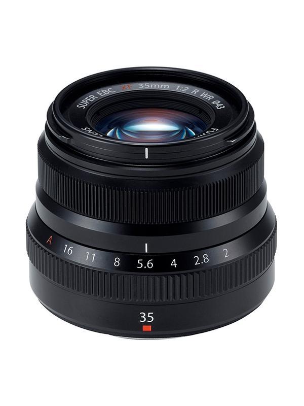 Fuji Objetivo XF  35mm f2 R Negro